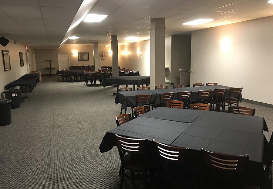 Asil's Pub Banquet Room